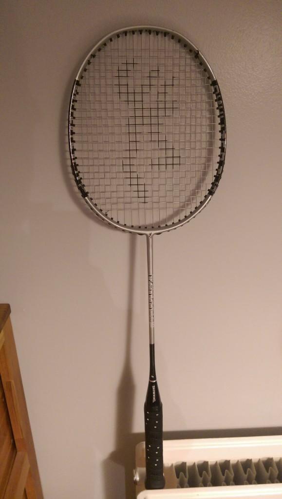 Browning Oxylite Nanocarbon Ti 75 Badminton Racket.